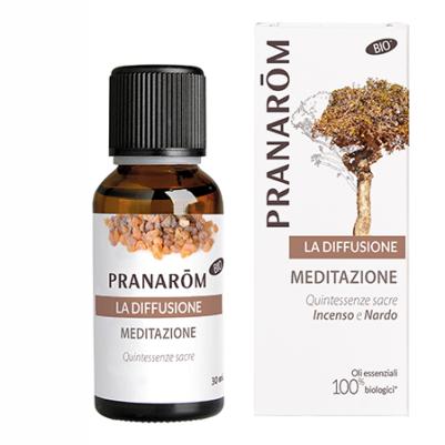 Olii essenziali per la Meditazione, Pranarom